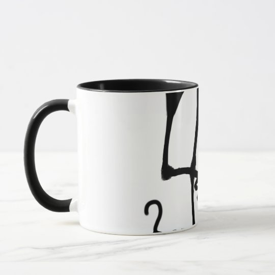 Ol' hag tasse
