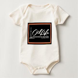 ÖL-LEBEN Vorlage Copyright Baby Strampler