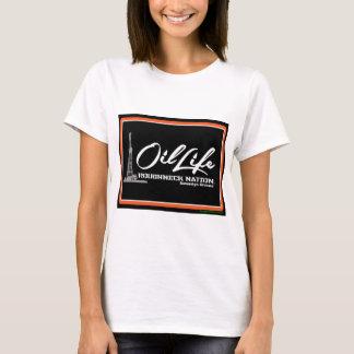 ÖL-LEBEN Vorlage Copyright T-Shirt