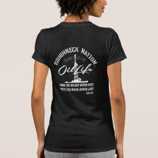 ÖL-LEBEN Vorlage T-Shirt