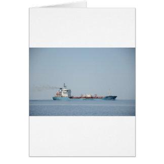 Öl-und Chemikalien-Tanker Leon Karte