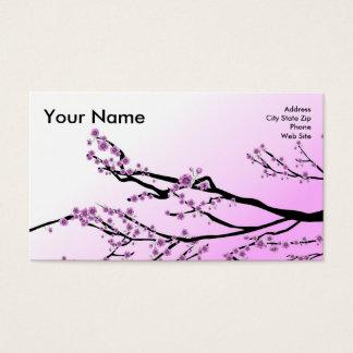 Öl-Visitenkarten Visitenkarte