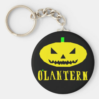 O'Lantern Schlüsselketten-Ikonen-Entwurf! Schlüsselanhänger