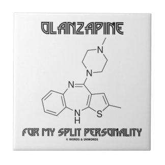 Olanzapine für meine gespaltene Persönlichkeit Fliese
