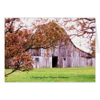 ~Old Hügel barn~ Karte