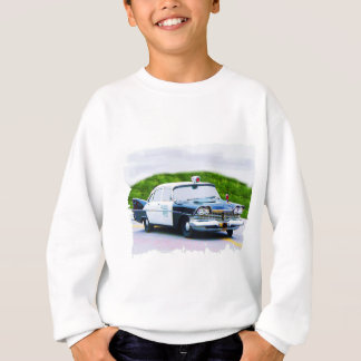 Old_police_car Plymouth Sweatshirt
