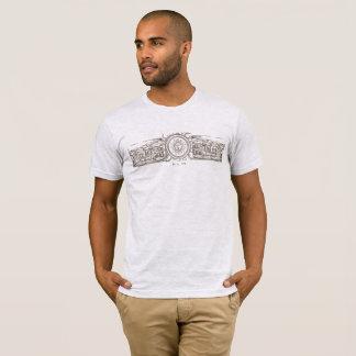 Old Sun Gravieren T-Shirt