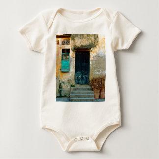 Old Vietnamese Wall Baby Strampler