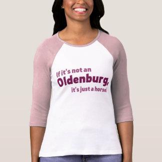 Oldenburg-Pferd T-Shirt