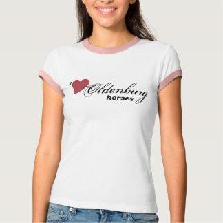 Oldenburg-Pferde T-Shirt
