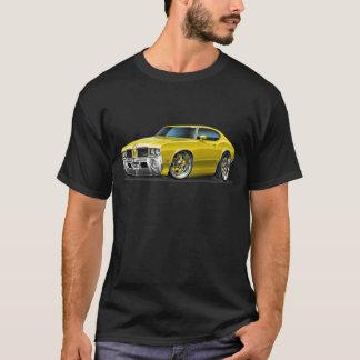 Olds Macheten-Gelb-Auto T-Shirt