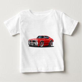 Olds Macheten-Rot-Auto Baby T-shirt