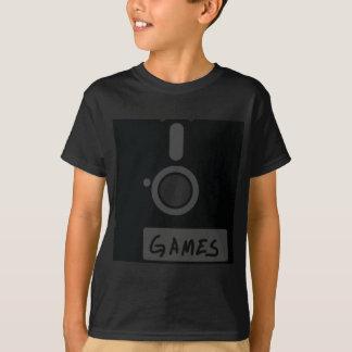 oldschool schlaffe Spiele Disc 5,5 T-Shirt