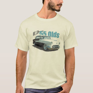 Oldsmobile Rocket 88 T - SHIRT 1955