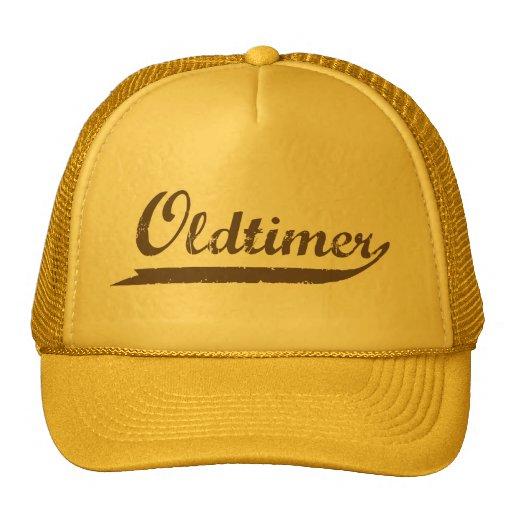 OldtimerTypo Caps
