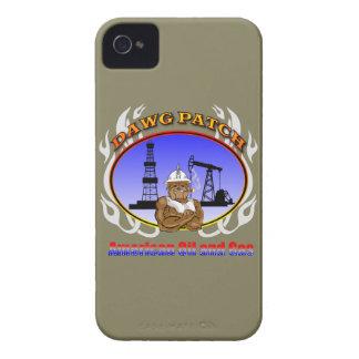 Ölfeld-Zusätze iPhone 4 Case-Mate Hüllen