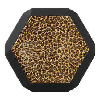 Ölgemälde-Blick-Leopard-Stellen Schwarze Bluetooth Lautsprecher