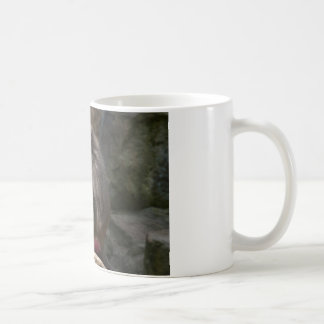 Olive Baboon Kaffeetasse