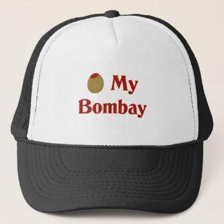 Olive (i-Liebe) mein Bombay Truckerkappe