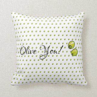 Olive Kissen
