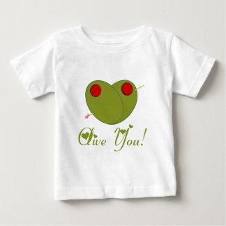 Olive Sie! Baby T-shirt