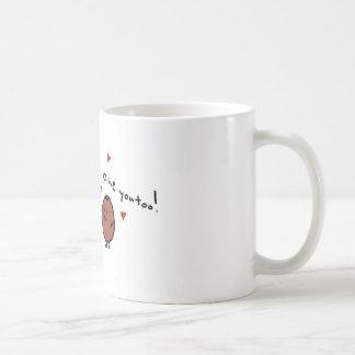 Olive Sie! Kaffeetasse