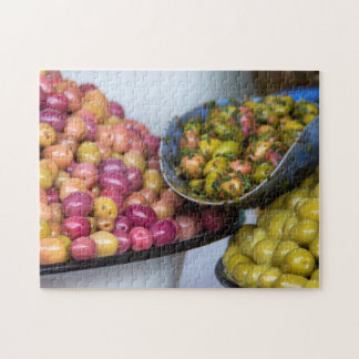 Oliven am Markt Puzzle