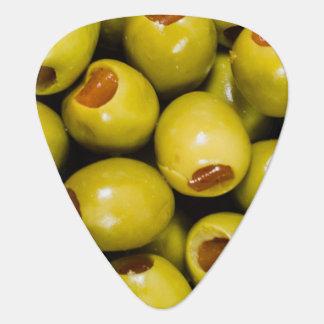 Oliven Plektron