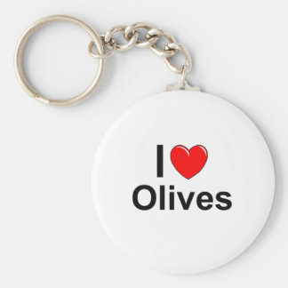 Oliven Schlüsselanhänger