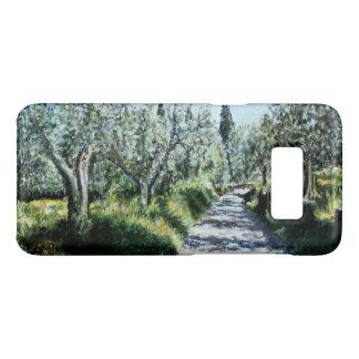 OLIVENBÄUME IN RIMAGGIO Toskana Landschaft Case-Mate Samsung Galaxy S8 Hülle