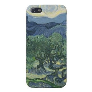 Olivenbäume iPhone 5 Case