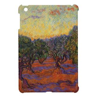 Olivenbäume - Vincent van Gogh iPad Mini Hülle
