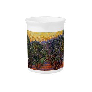 Olivenbäume - Vincent van Gogh Krug