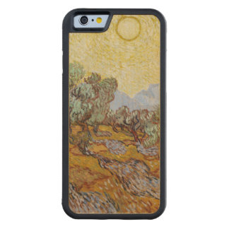 Olivenbäume Vincent van Goghs |, 1889 Bumper iPhone 6 Hülle Ahorn