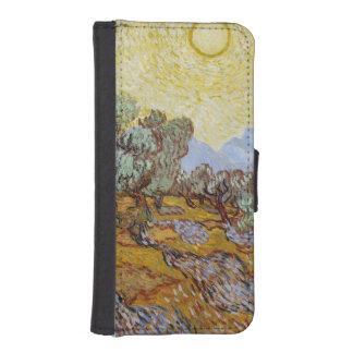 Olivenbäume Vincent van Goghs |, 1889 Geldbeutel Hülle Für Das iPhone SE/5/5s