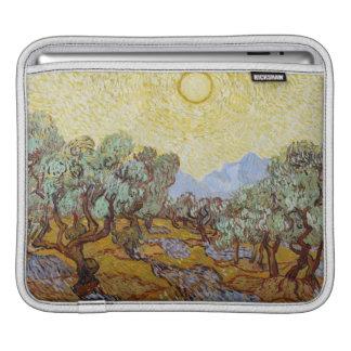 Olivenbäume Vincent van Goghs |, 1889 iPad Sleeve
