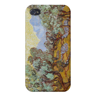 Olivenbäume Vincent van Goghs |, 1889 iPhone 4 Etui