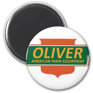 OLIVER12 RUNDER MAGNET 5,1 CM
