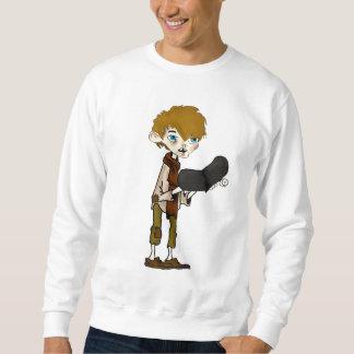 """Oliver"" Crew Sweatshirt"