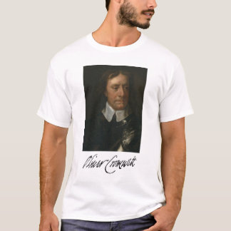 Oliver Cromwell VERBOT T - Shirt