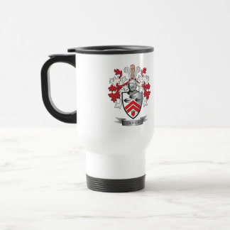 Oliver-Familienwappen-Wappen Reisebecher