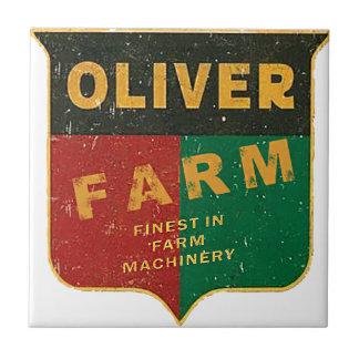 Oliver-Landwirtschaft Keramikfliese