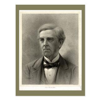 Oliver Wendell Holmes Postkarte