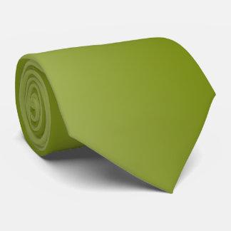 Olivgrün Bedruckte Krawatten