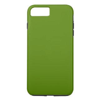 OLIVGRÜN (Normallack) ~ iPhone 8 Plus/7 Plus Hülle