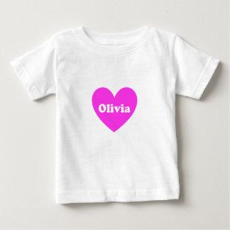 Olivia Baby T-shirt