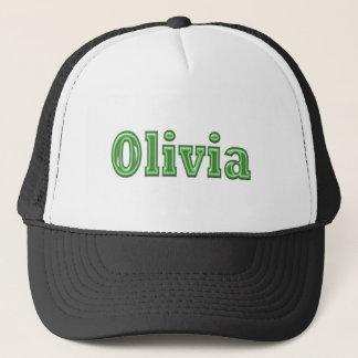 OLIVIA TRUCKERKAPPE