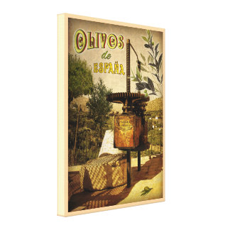 Olivos de España Leinwanddruck