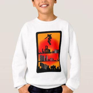 ollie d Sonnenaufgang Sweatshirt