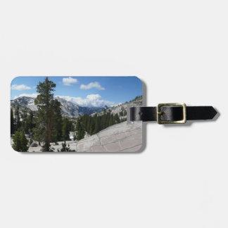 Olmsted Punkt III in Yosemite Nationalpark Kofferanhänger